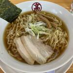 Temomichuukasobatakahashi - 中華そば