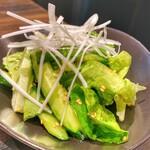 TOKYO焼肉ごぉ はなれ - ごまサラダ