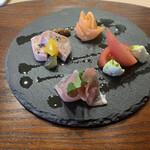 SHINARUKI - 料理写真: