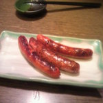 だんまや水産 - ソーセージ(2012.09.10)