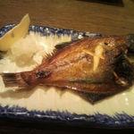 だんまや水産 - カレイ一夜干し(2012.09.10)