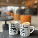 VALLEY PARK STAND -