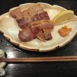 たぬ吉 - 味噌漬け豚焼き