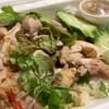 トムヤムクン - 料理写真:カオマンガイ。
