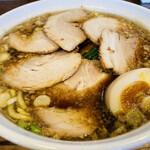 麺屋 長衛門 - ブラックちゃーしゅう
