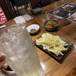 琉球焼肉 天の川食堂 てぃんがーら -