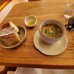 ARBOR - スープ