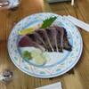 Yairotei - 料理写真:カツオ塩叩き