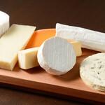 cheese dining K-style - 取り扱いチーズ各種イメージ