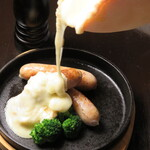 cheese dining K-style -
