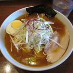 麺処 メディスン麺 - 赤麺
