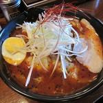 麺処 メディスン麺 - 極辛麺