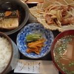 優辰 - 日替り定食:700円