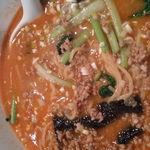 パインリーフ - 坦々麺780円