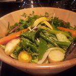 14833749 - 16品目野菜のデトックスサラダ¥1080