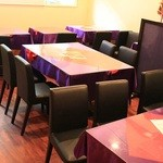 インド料理 GAUTAMA - オープンスペースでパーティを
