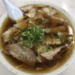 中華そば 光洋軒 - チャーシュー麺
