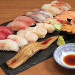 セット寿司 一人前