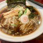 麺ダイニング ととこ - 醤油ラーメン800円