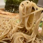 麺ダイニング ととこ - 麺はちと変わってる麺