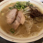 豚そば 成 - 料理写真:
