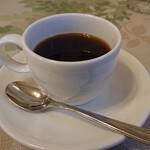 プティレストラン宮本 - デュエットランチのコーヒー