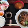 Famiriresutoranhirosesushimasa - 料理写真:『鮮魚かぶと煮定食』(税込み1350円)