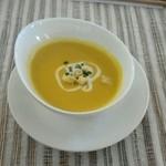 Resutorambaronjaya - かぼちゃスープ