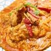 ライカノ - 料理写真:蟹のカレー炒め