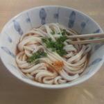 赤坂製麺所 - かけ 小