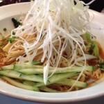 喜九成食堂 - 冷:坦々麺