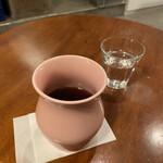 トランクコーヒーバー - 超絶フルーティーだった コロンビアのオリガミドリップ