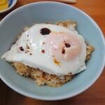 中富 - 肉玉ライス