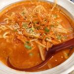 行者ラーメン 熱人G麺 - 料理写真: