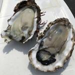 魚売場 森田水産 - 料理写真:左の方がより美味しかった♡