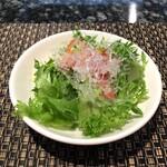 oumigyuusemmontenresutorammatsukiya - サラダ