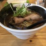麺場 浜虎 - 醬そば760円