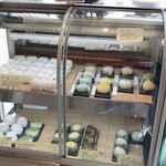菓楽 - 店内2