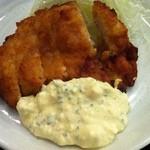 南蛮食堂 - チキン南蛮 タルタルソースがたっぷり♪