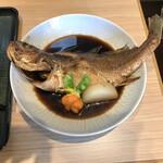 魚留 - イシモチの煮付け☆