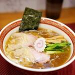 麺創庵 砂田 - 料理写真:白河中華そば