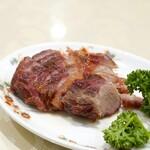 菜香新館 - 焼豚