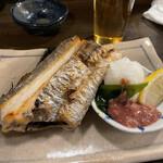 ウミネコ - 太刀魚塩焼き