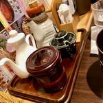 つけ麺・ラーメン・油そば 八本松製麺所 -
