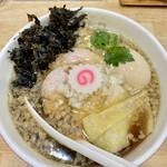 148379496 - 煮干特製そば(全部普通)
