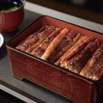 うなぎ専門 魚竹 - 料理写真:うな重【特特上】3,400円(税込)