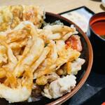 白えび亭 - 富山スペシャル天丼