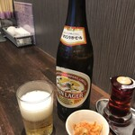 立山 - 瓶ビール