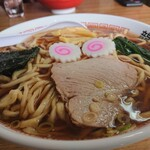 みやご食堂 - 料理写真:中華そば大盛り700円