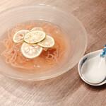 148389490 - 酢橘冷麺